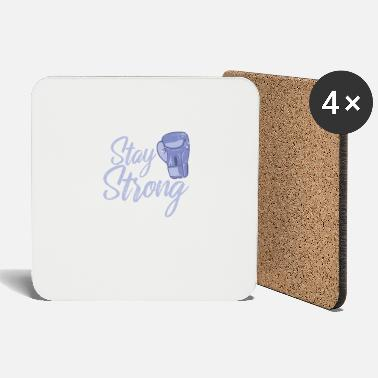 Winner Stay Strong boxes - Coasters