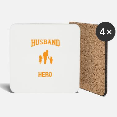 Daddy husband daddy protector hero - Dessous de verre