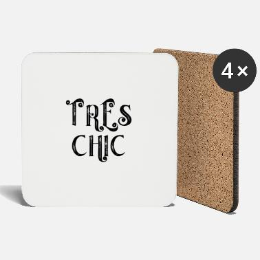 Chic Très Chic Fashion Fashion - Coasters
