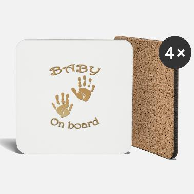 Baby Baby on - Coasters