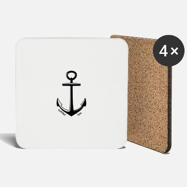 Anchor Summer Love - Coasters