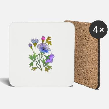 Nature Flowers - Coasters