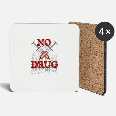 Drug No Drug - Coasters