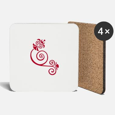 Floral floral - Coasters