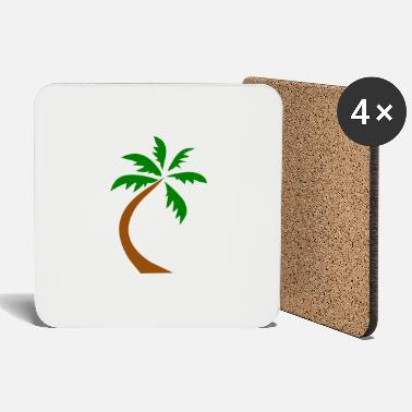 Crook Crooked palm - Coasters