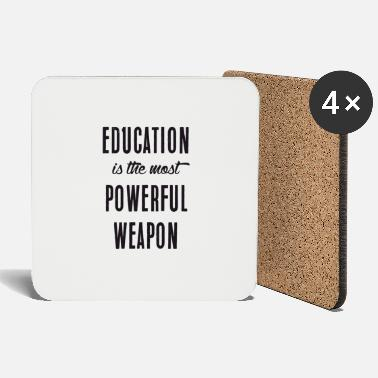Education Culture Education - Coasters