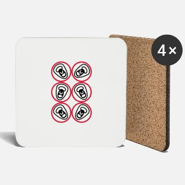 Pack Six Pack - Coasters