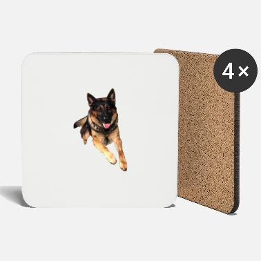 German Shepherd German Shepherd / German Shepherd - Coasters