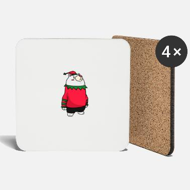 Fable Elves gnome Christmas gift fable midgets - Coasters