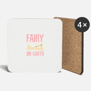 Fable Fairies elves elves dwarfs gift fable - Coasters