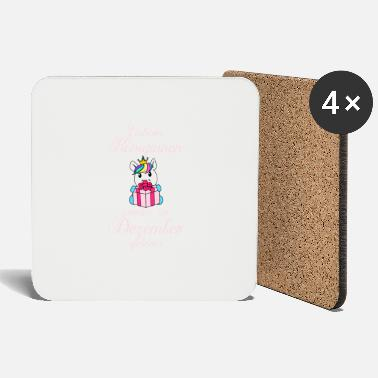 December Unicorn Queens are born in December - Coasters
