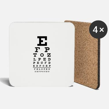 Internet eye chart - Lasinalustat