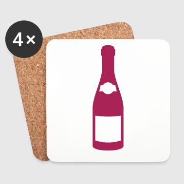 Bottle - Coasters (set of 4)