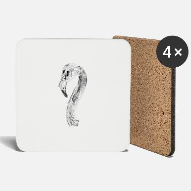 Neck Flamingo neck - Coasters