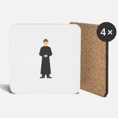 Priest priest - Coasters
