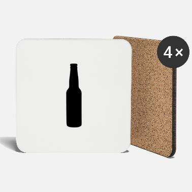 beer bottle - Coasters