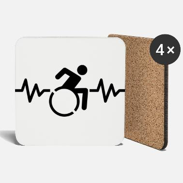 Renner Wheelchair Renner heartbeat - Coasters