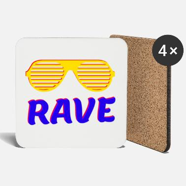 Rave Wear Rave PARTY WEAR - Untersetzer
