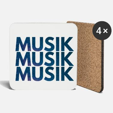Musical Music Music Music - Coasters