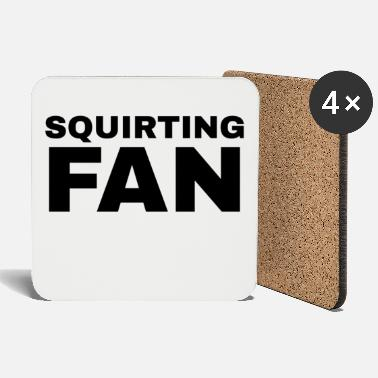 Fan Squirting fan - Bordskånere