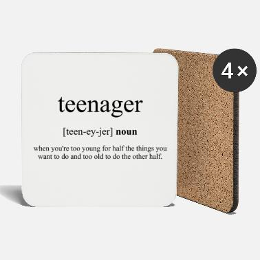 Teenager Teenager (teenager) - Coasters