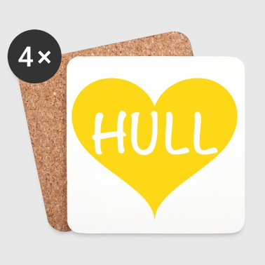 LoveHull - Coasters (set of 4)