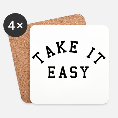 Take Take It Easy - Underlägg (4-pack)