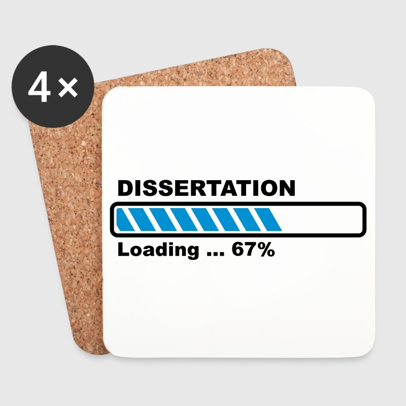 Dissertation - loading - Coasters (set of 4)