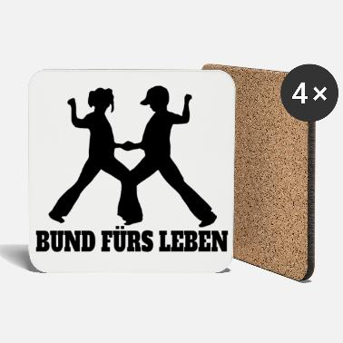 Federer Federation for Life - Coasters