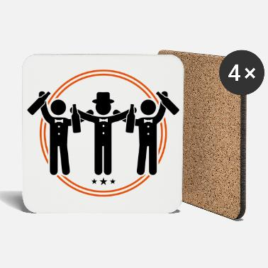 Bachelor bachelor bachelor party - Coasters