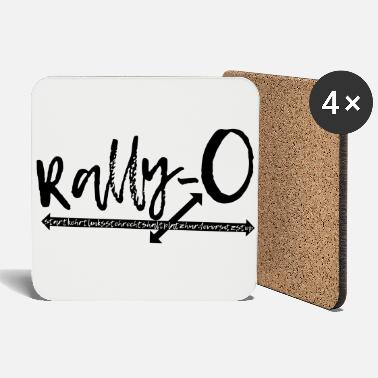 Rally Obedience Rally Obedience Rally-O - dog sport gift idea - Coasters