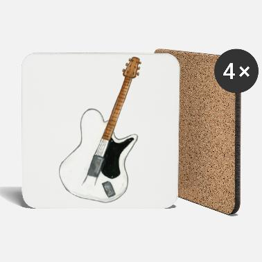 Electric Guitar electric guitar - Coasters