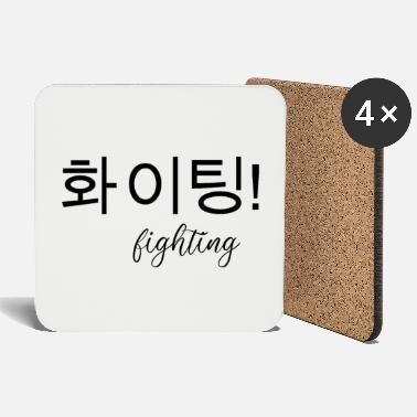 Korean Korean - Coasters