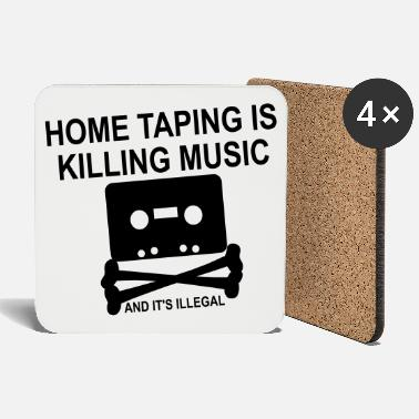 Personalize: Home Taping - Coasters