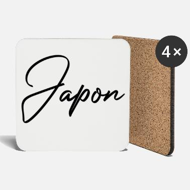 Slogan Japan land logo - Bordskånere
