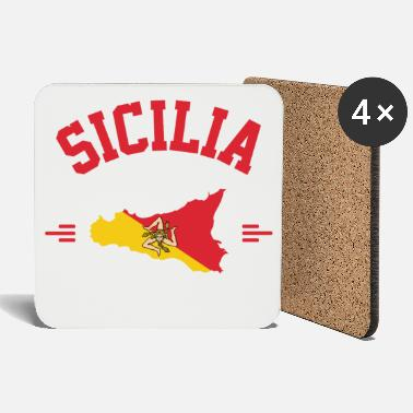Sicily in your heart - Coasters