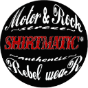 Shirtmatic Muscle cars and Bikes