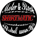 Shirtmatic Motor Car Biker Street Wear