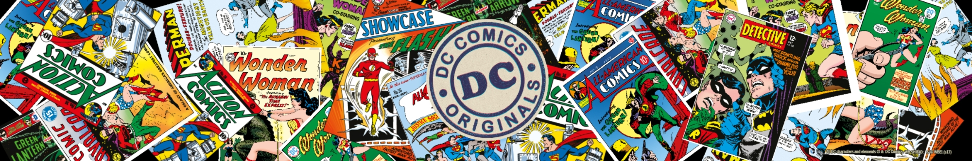 Showroom - dccomicsoriginals