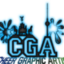 Cheer Graphic Artist