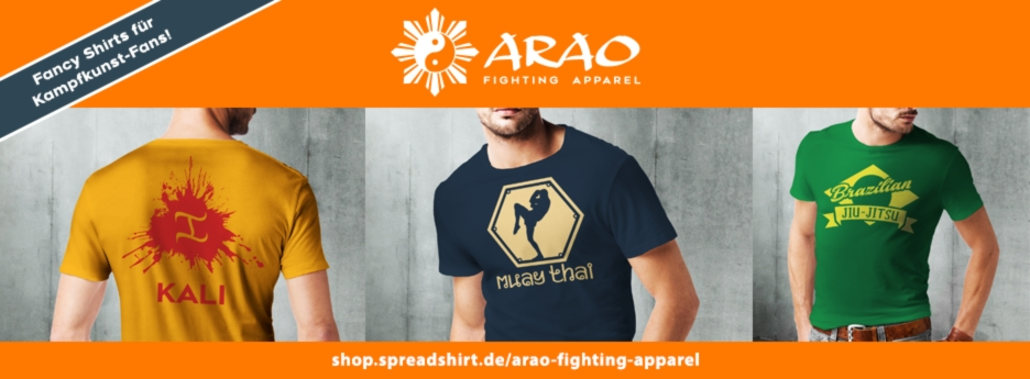 Galerie - ARAO Fighting Apparel