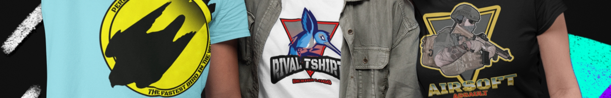 Showroom - Rival Tshirts