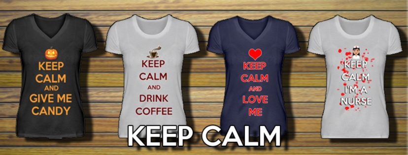 Showroom - KEEP CALM