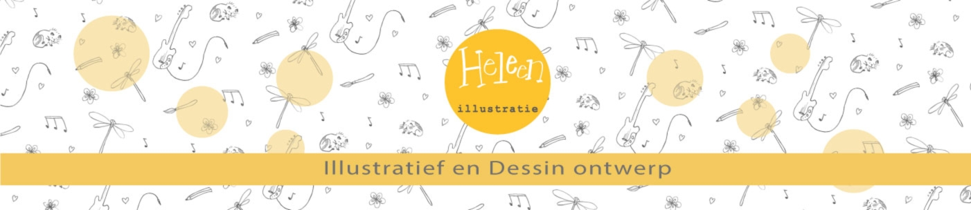 Showroom - Heleen Illustration