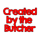 Created by the butcher