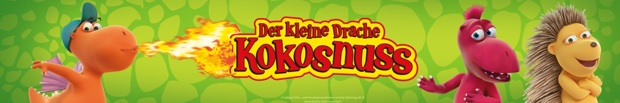 Showroom - Der kleine Drache Kokosnuss