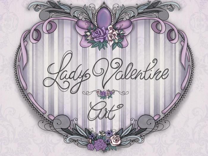 Showroom - Lady Valentine Art
