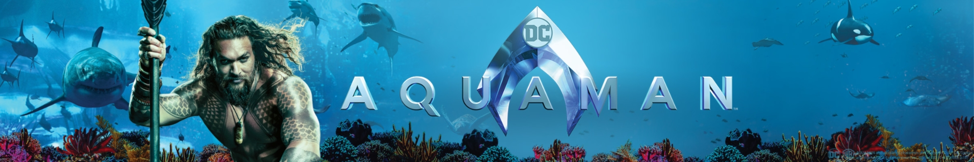 Showroom - Aquaman