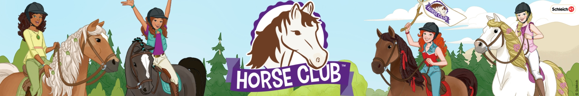 Showroom - horse club