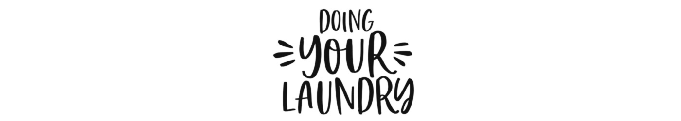 Showroom - doing your laundry